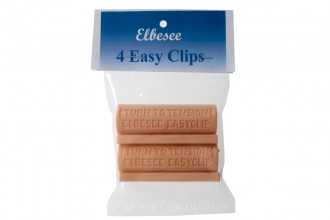 Elbesee Easy Clips - for use with Easy Clip Frames (pack of 4)