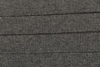 Webbing - Cotton Acrylic - 30mm wide - Grey (per metre)