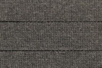 Webbing - Cotton Acrylic - 40mm wide - Grey (per metre)