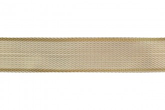 Bowtique Metallic Polyester Ribbon - 15mm wide - Gold (5m reel)