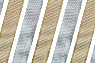 Bowtique Metallic Polyester Ribbons (5m  reel)