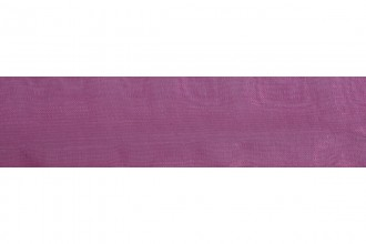 Bowtique Organdie Sheer Ribbon - 25mm wide - Cerise (5m reel)