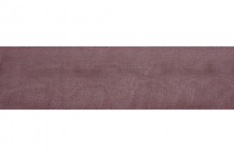 Bowtique Organdie Sheer Ribbon - 25mm wide - Plum (5m reel)