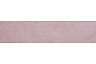 Bowtique Organdie Sheer Ribbon - 36mm wide - Pink (5m reel)