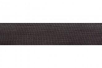 Bowtique Organdie Sheer Ribbon - 36mm wide - Black (5m reel)