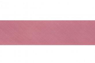 Bias Binding - Polycotton - 25mm wide - Peach (per metre)