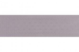 Seam Binding - Polyester - 25mm wide - Grey (per metre)