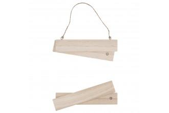 Trimits - Hanging Magnetic Wooden Frame - 13cm