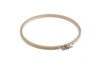 Trimits Bamboo Embroidery Hoop - 17.78cm / 7in