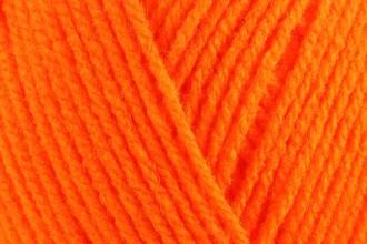 James C Brett Top Value DK - Bright Orange (8443) - 100g