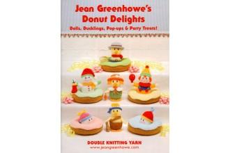 Jean Greenhowe - Donut Delights (booklet)