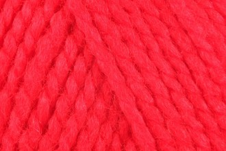 King Cole Big Value Chunky - Red (553) - 100g