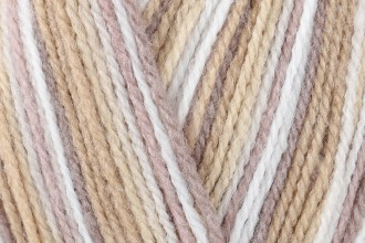 King Cole Big Value Baby 4 Ply Print - Cookie (3261) - 100g