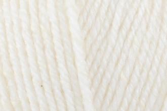 King Cole Cotton Top DK - White (4215) - 100g