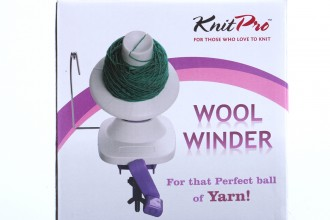 Knit Pro Yarn Winder With Oscillating Spool Centre