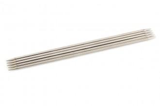 KnitPro Double Point Knitting Needles - Nova Cubics - 20cm