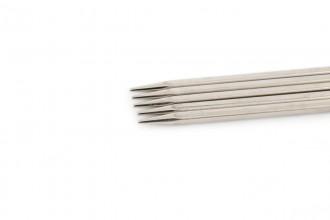 KnitPro Double Point Knitting Needles - Nova Cubics - 20cm (5.50mm)