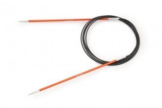 KnitPro Fixed Circular Knitting Needles - Zing - 150cm (2.75mm)