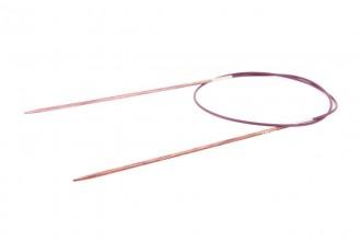 KnitPro Fixed Circular Knitting Needles - Symfonie Wood - 60cm (2.00mm)