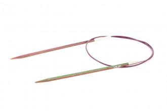 KnitPro Fixed Circular Knitting Needles - Symfonie Wood - 60cm (3.25mm)
