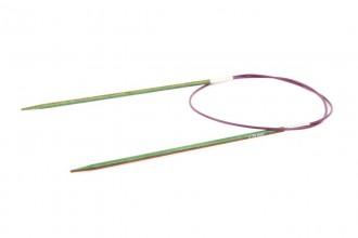 KnitPro Fixed Circular Knitting Needles - Symfonie Wood - 80cm (2.75mm)