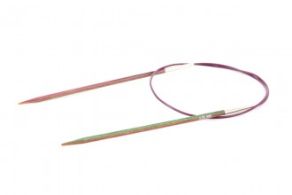 KnitPro Fixed Circular Knitting Needles - Symfonie Wood - 80cm (3.25mm)