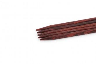 KnitPro Double Point Knitting Needles - Cubics - 20cm (6.00mm)
