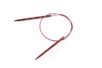 KnitPro Fixed Circular Knitting Needles - Cubics - 40cm (4.00mm)