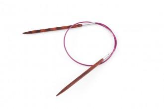 KnitPro Fixed Circular Knitting Needles - Cubics - 40cm (4.50mm)