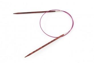 KnitPro Fixed Circular Knitting Needles - Cubics - 60cm (8.00mm)
