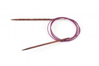 KnitPro Fixed Circular Knitting Needles - Cubics - 120cm (6.00mm)