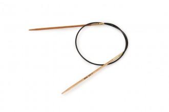 KnitPro Fixed Circular Knitting Needles - Birch - 40cm