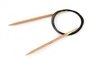 KnitPro Fixed Circular Knitting Needles - Birch - 100cm (5.5mm)