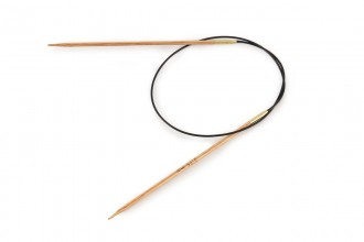 KnitPro Fixed Circular Knitting Needles - Birch - 60cm