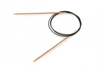 KnitPro Fixed Circular Knitting Needles - Birch - 100cm (2.5mm)