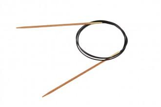 KnitPro Fixed Circular Knitting Needles - Birch - 100cm (2.75mm)