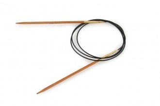 KnitPro Fixed Circular Knitting Needles - Birch - 100cm (3.25mm)