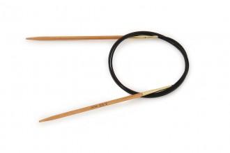 KnitPro Fixed Circular Knitting Needles - Birch - 100cm (3.5mm)