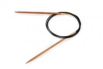 KnitPro Fixed Circular Knitting Needles - Birch - 100cm (3.75mm)