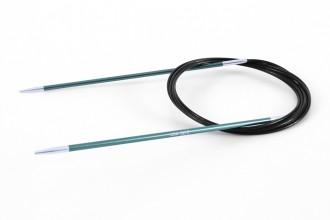 KnitPro Fixed Circular Knitting Needles - Zing - 150cm (3.00mm)
