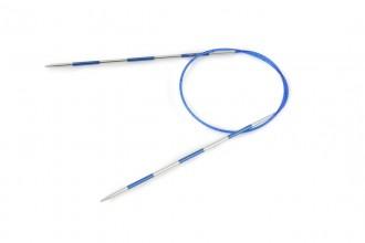 KnitPro Fixed Circular Knitting Needles - Smart Stix - 60cm (2.5mm)