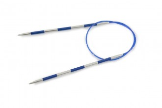 KnitPro Fixed Circular Knitting Needles - Smart Stix - 60cm (4mm)
