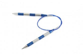KnitPro Fixed Circular Knitting Needles - Smart Stix - 60cm (9mm)