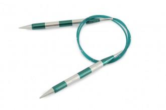 KnitPro Fixed Circular Knitting Needles - Smart Stix - 80cm (9mm)
