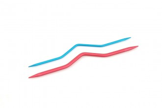 KnitPro Aluminium Cable Needles (2.5mm, 4mm)
