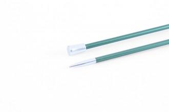KnitPro Single Point Knitting Needles - Zing - 25cm (3.00mm)