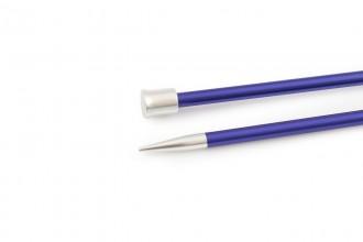 KnitPro Single Point Knitting Needles - Zing - 25cm (4.50mm)