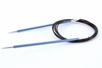 KnitPro Fixed Circular Knitting Needles - Zing - 150cm