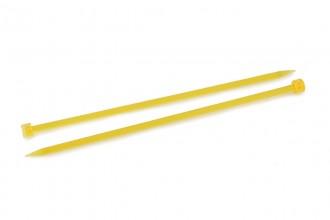 KnitPro Single Point Knitting Needles - Trendz - 25cm