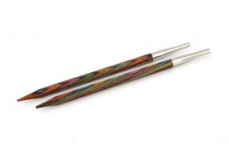 KnitPro Interchangeable Circular Knitting Needle Shanks - Symfonie Wood
